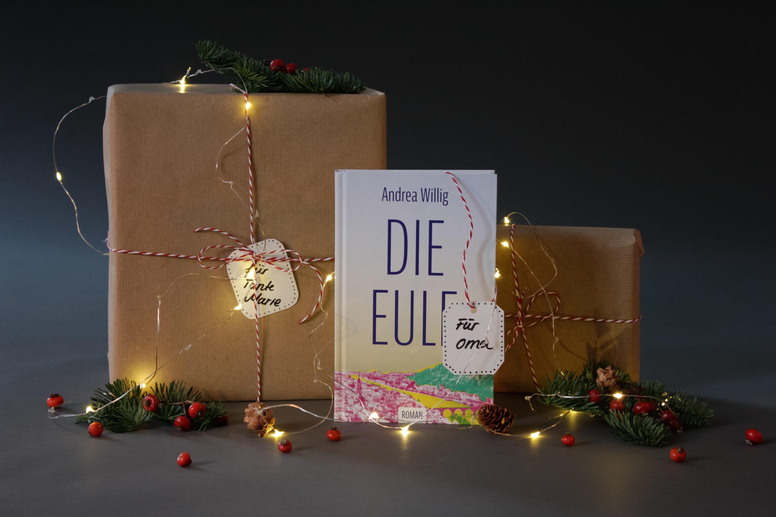Last-Minute-Geschenk und Schmökertipp, Die Eule